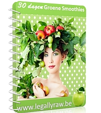 30 Dagen Groene Smoothies Uitdaging